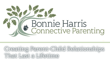 Logo of Bonnie Harris, Founder of Connective Parenting