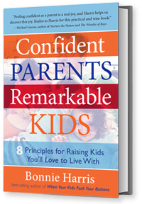 Confident Parents, Remarkable Kids Book