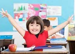 Child feeling successful in school