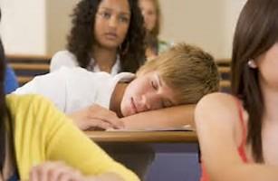 Discouraged Student