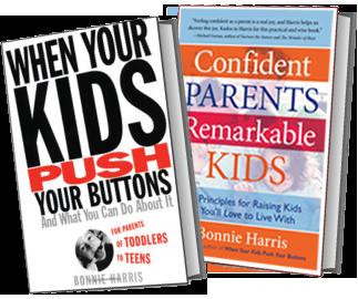 parenting books by bonnie harris