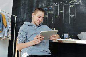 Teen Creative Homeschooling