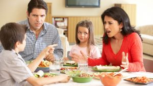 Family Fighting